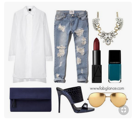 White After Labor Day Style - 1