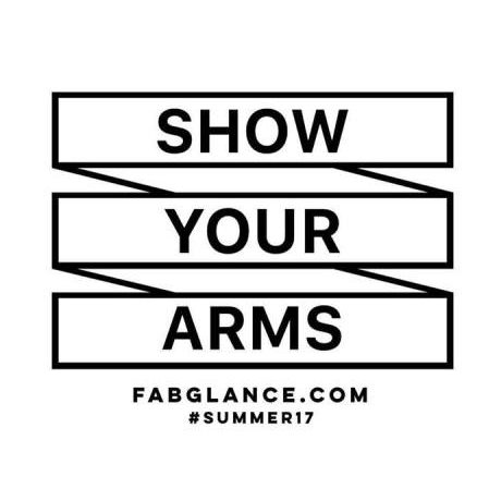 #ShowYourArms - FABGLANCE