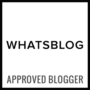 WHATSBLOG Approved Blogger