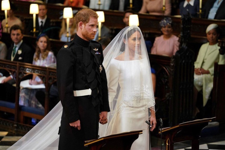 prince harry-meghan markle-royal wedding