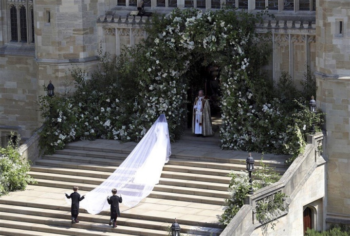 Princess Meghan-Cathedral