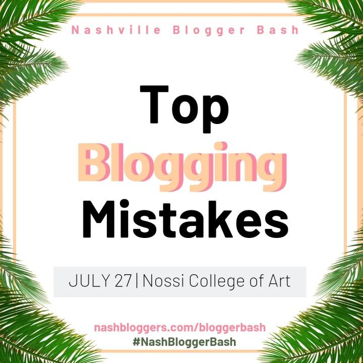 Nashville Blogger Bash | 2019