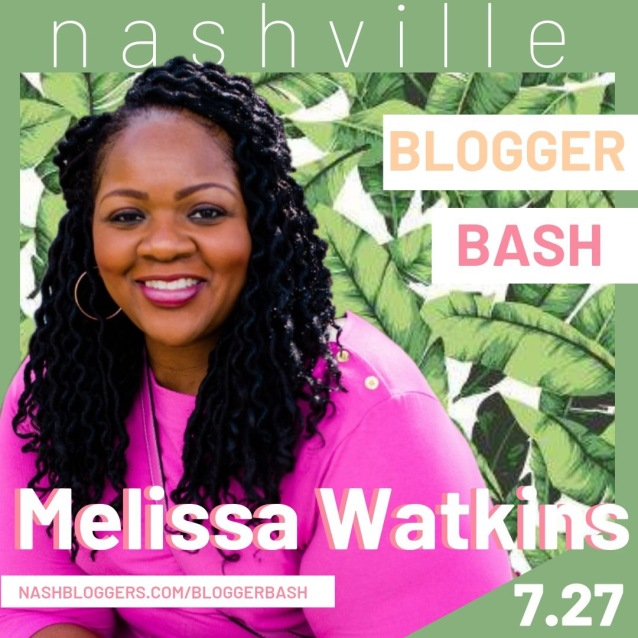 Nashville Blogger Bash | Melissa Watkins